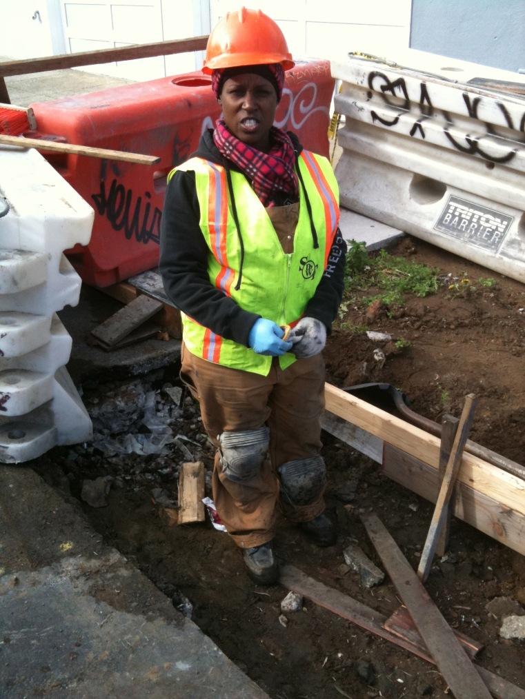 Cement mason