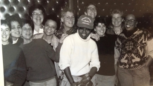 Some organizers of the 1989 second national conference, Chicago