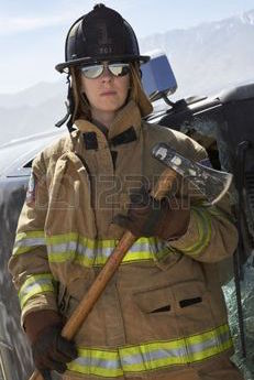 3540934-portrait-of-female-firefighter-holding-axe