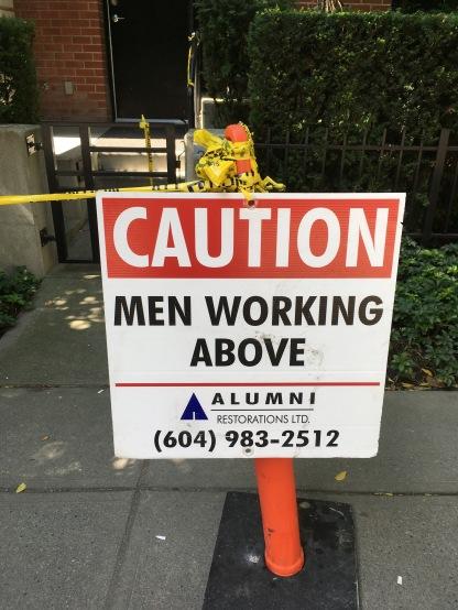 Women Not Welcome