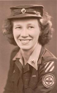 Mom in uniform