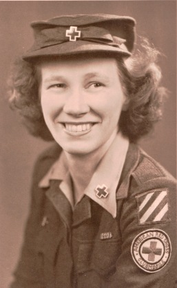 Mom in uniform